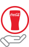 Coca-Cola Food Service & On-Premise Icon